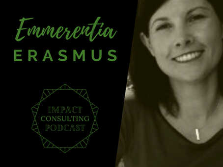 """#16: Emmerentia's consulting journey - how to """"level-up"""" as an independent consultant"""