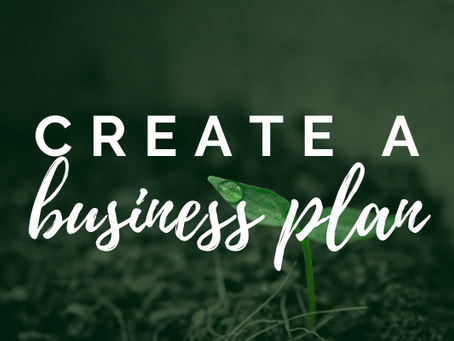 How to develop a freelance business plan (for development and social impact consultants)