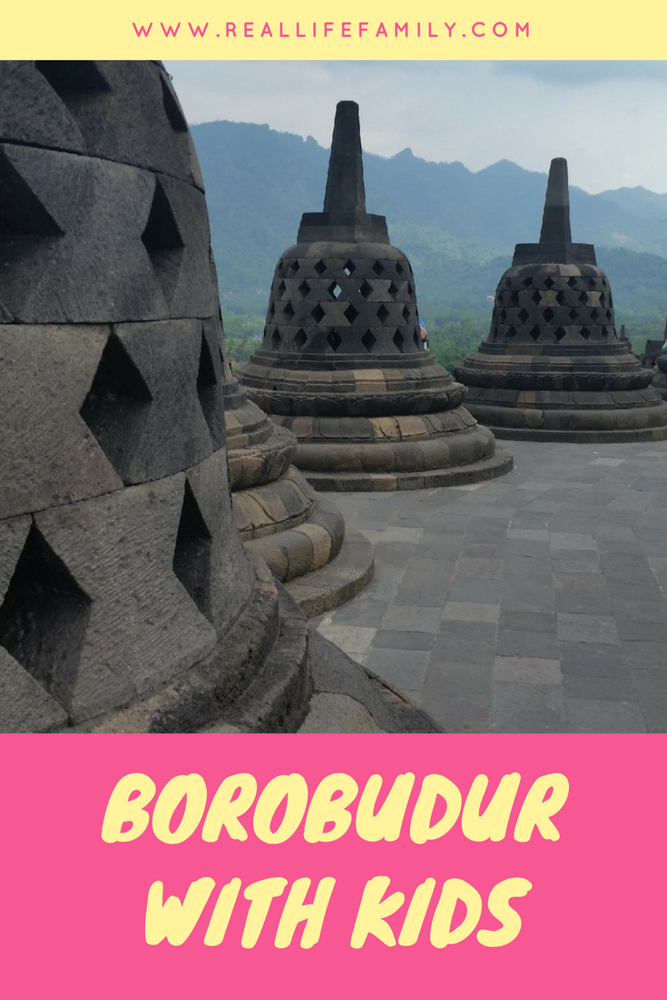 Borobudur Temple - Photograph by Jonathon England