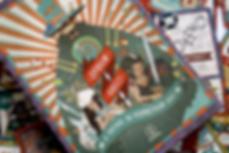 "Коробка игры ""Оранж Квест"". Фото ""Оранж Квест"""
