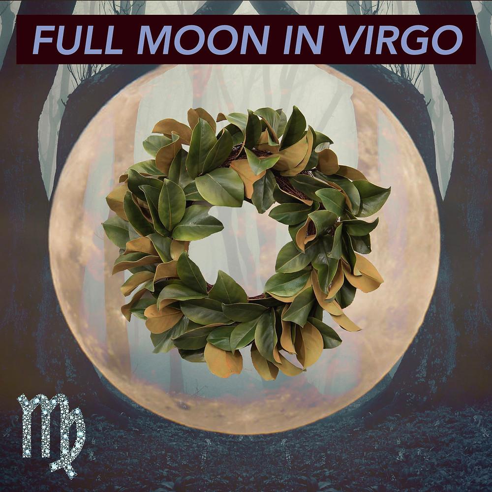 Full Moon in Virgo 2019 - Energetic Principles
