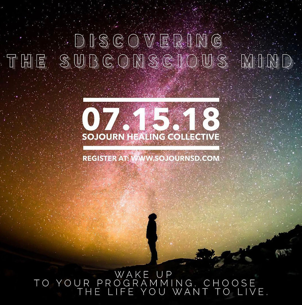 Discovering the Subconscious Mind - Tobey Geise Workshop
