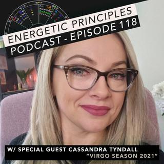 EP Podcast - Virgo Season 2021 w/ Cassandra Tyndall 🌿