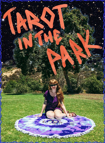Tarot In The Park