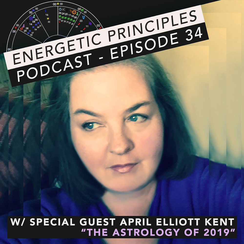 Energetic Principles Podcast - w/ guest Mars Gradiva