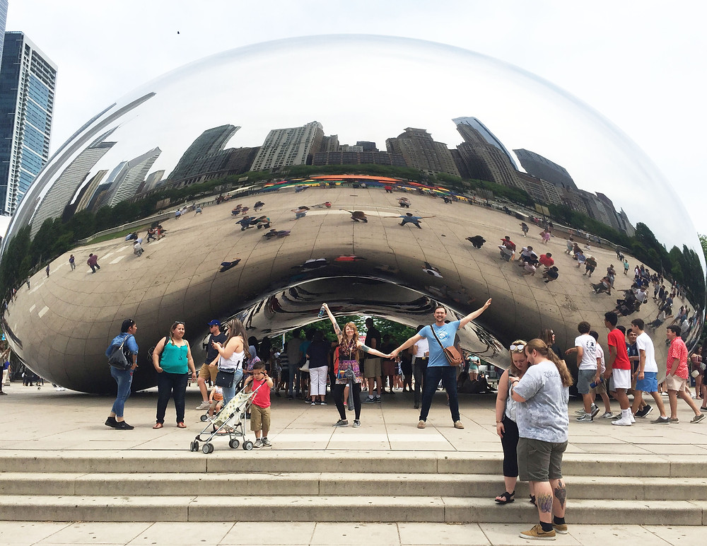 Jack and Mel and the Bean in Chicago - UAC 2018