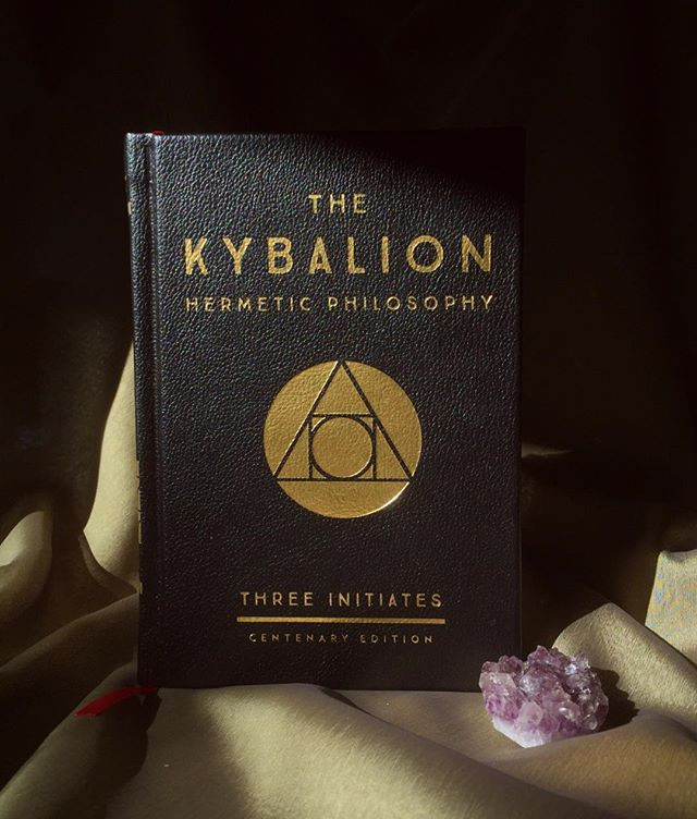 Esoteric Book Club - The Kybalion