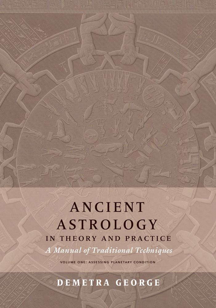 Demetra George - Ancient Astrology - Rubedo Press