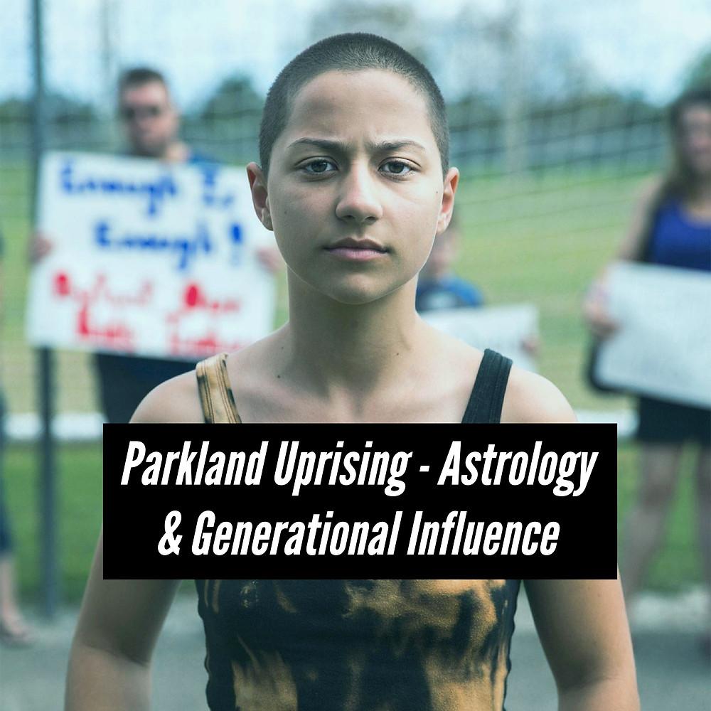 Parkland Uprising - photo by Nicole Raucheisen