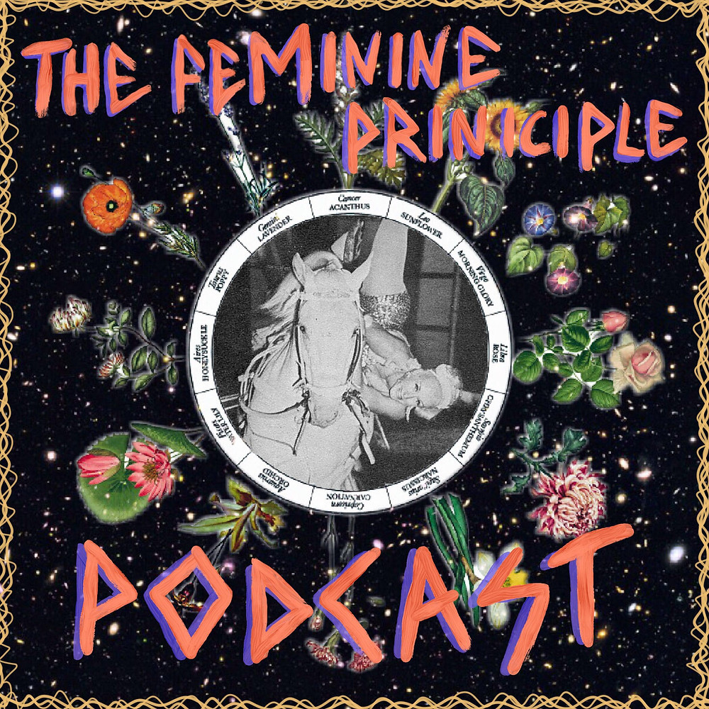 The Feminine Principle Podcast - Ep 29 Stay On Your Game
