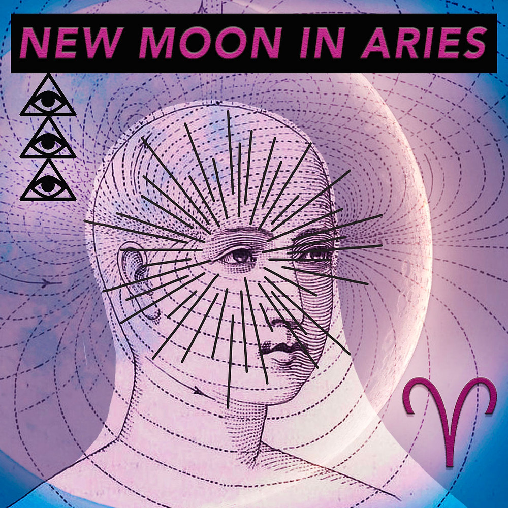 New Moon in Aries 2018 - Fresh Beginnings