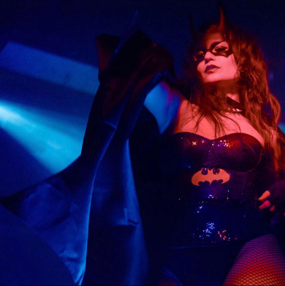 Go Go Shelby - Batgirl at Sabbat