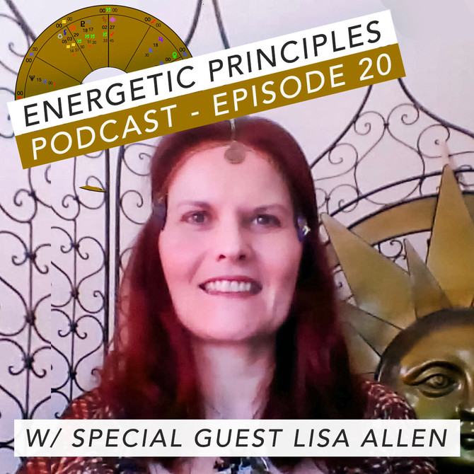 EP Podcast - Week of Sept 10th w/ Lisa Allen 💫