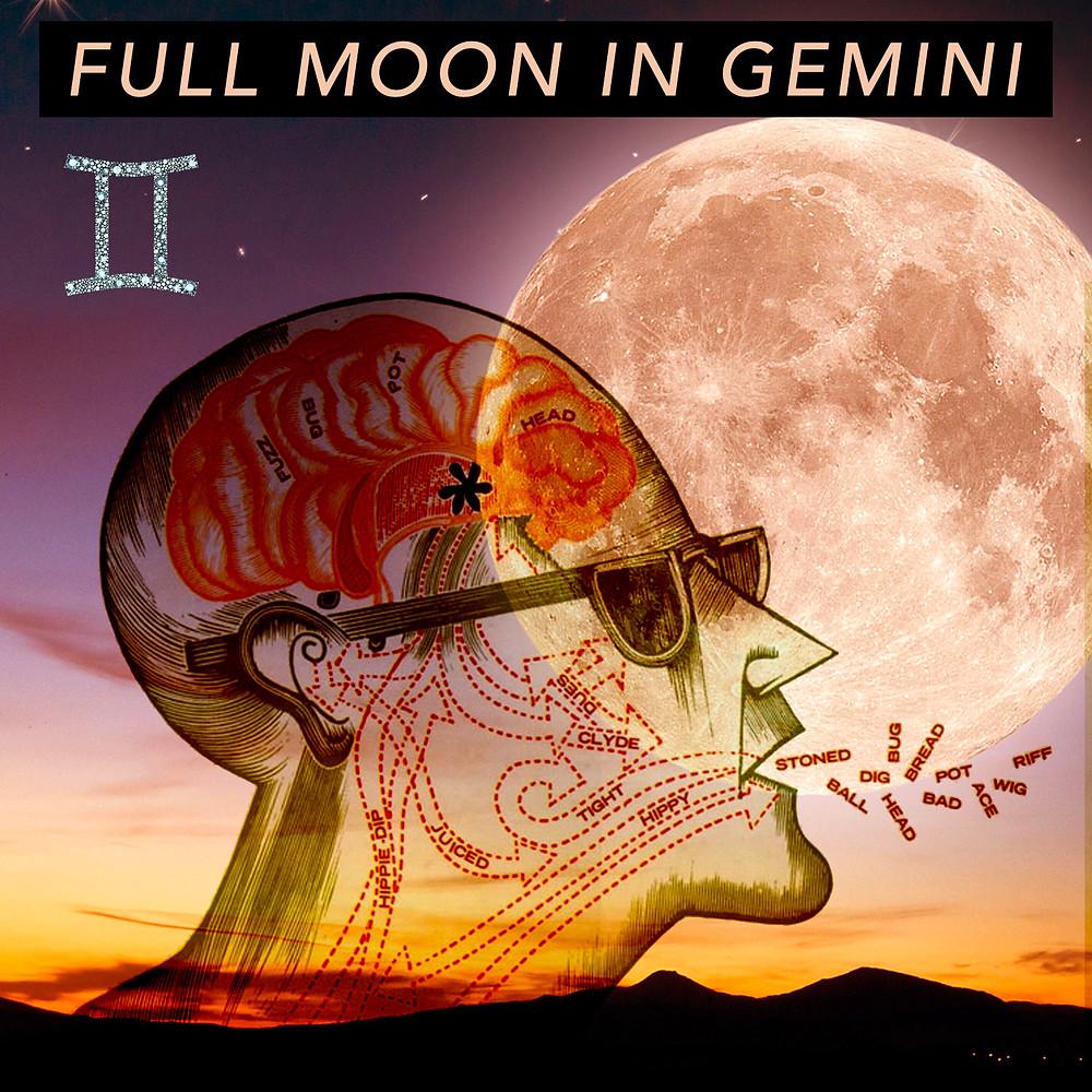 Full Moon in Taurus 2018 - Energetic Principles