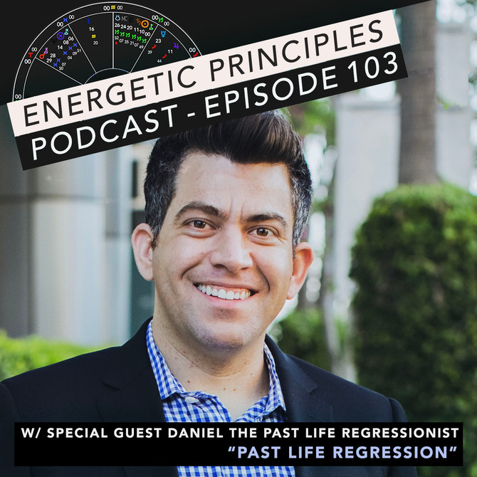 EP Podcast - Past Life Regression w/ The Past Life Regressionist