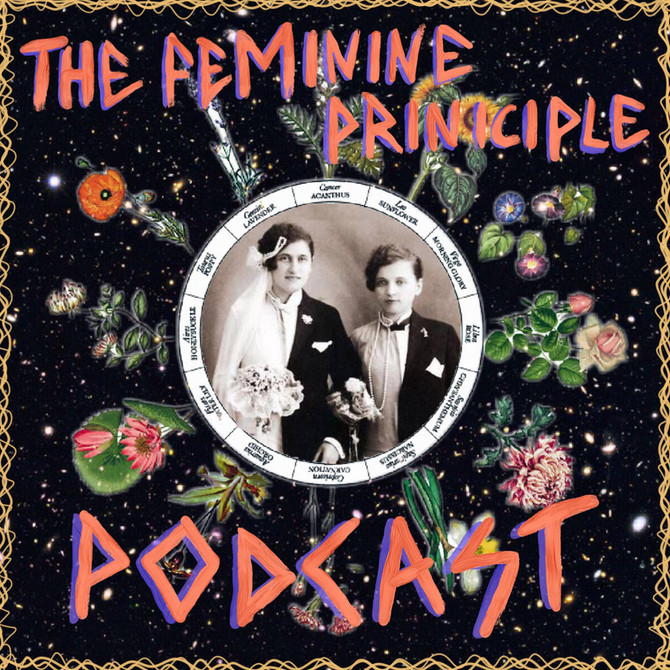 The Feminine Principle Podcast #37 - Week of Jan 29th, 2018