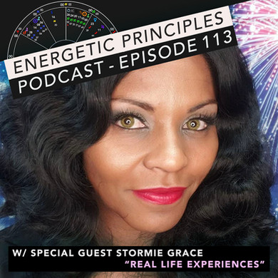 EP Podcast - Real Life Experiences w/ Stormie Grace 💫