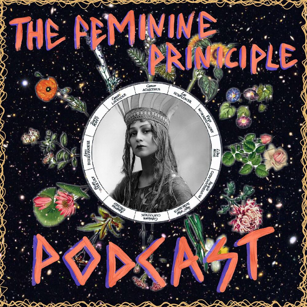 """Feminine Principle Podcast - Episode 35 """"Finding Inner Strength"""""""