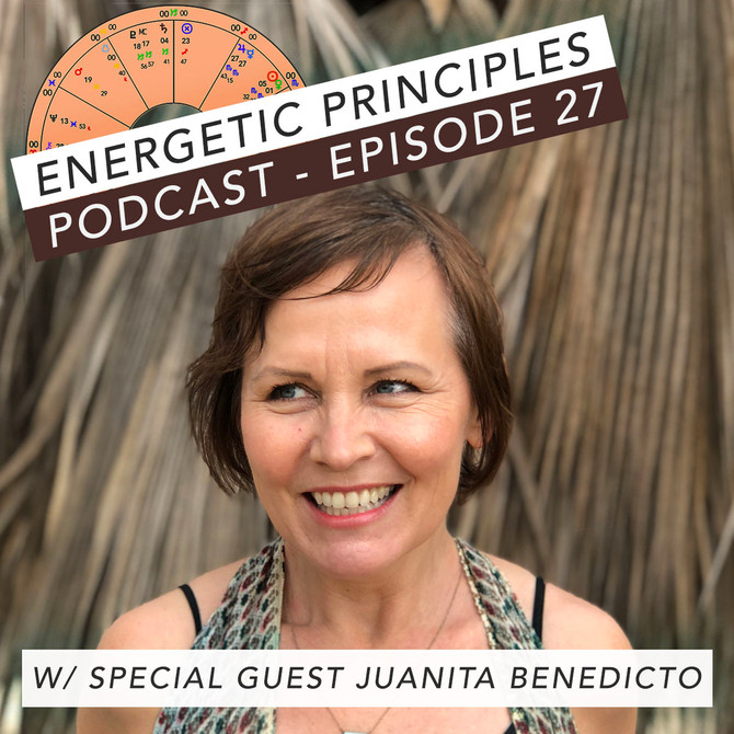 EP Podcast - Week of Oct 29th w/ Juanita Benedicto 💫