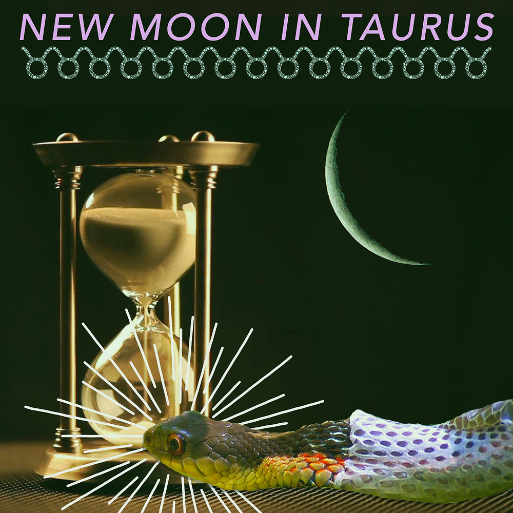 New Moon in Taurus 2019 - Energetic Principles