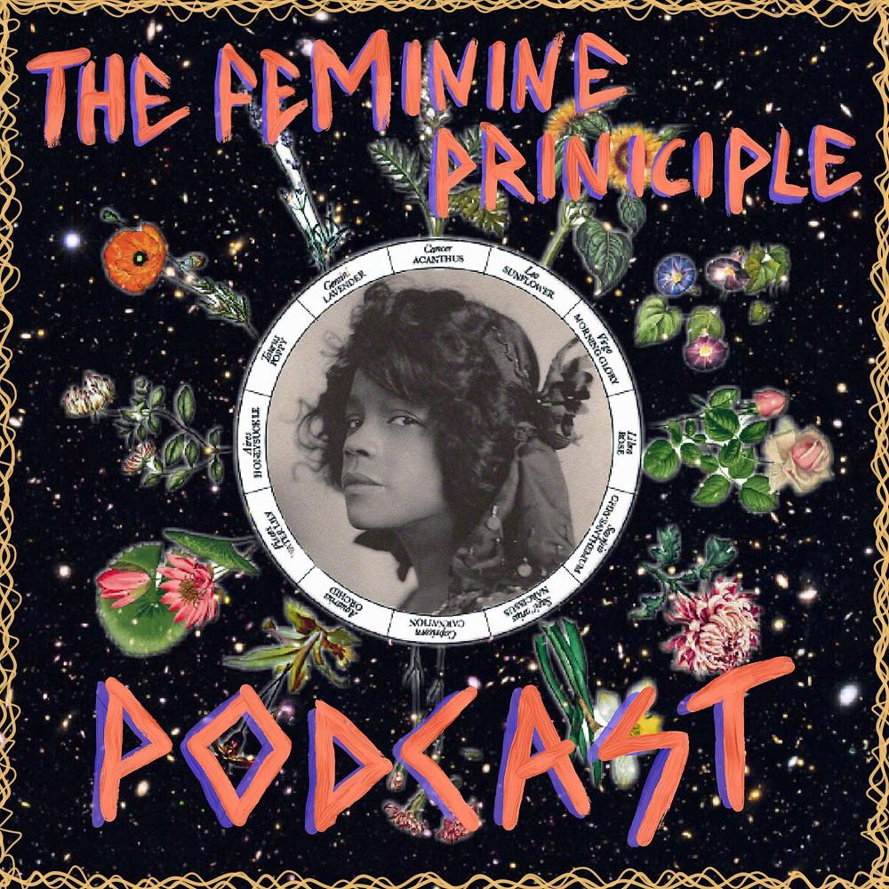 The Feminine Principle Podcast - EP 36 - Speak Your Truth