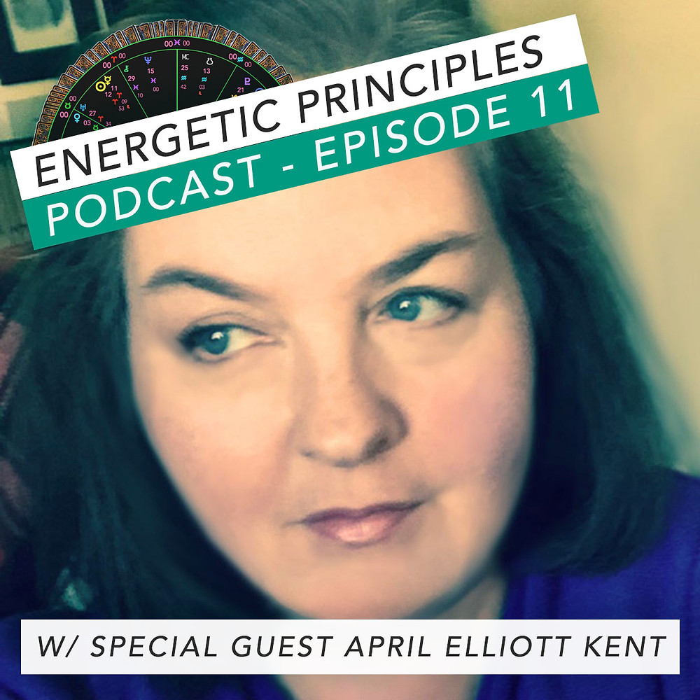 Energetic Principles Podcast - w/ guest Simone Butler