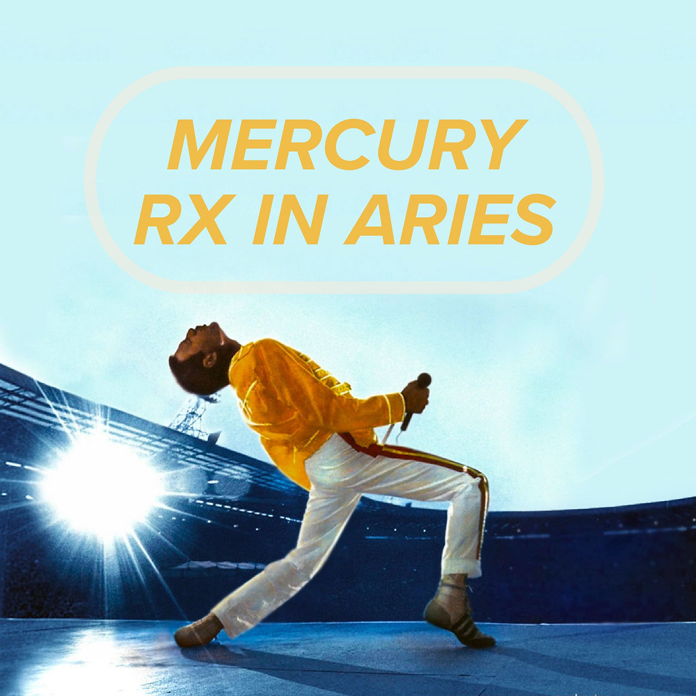 Mercury RX in Aries - March / April 2018