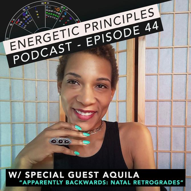 EP Podcast - Week of Mar 11th w/ Aquila 💫