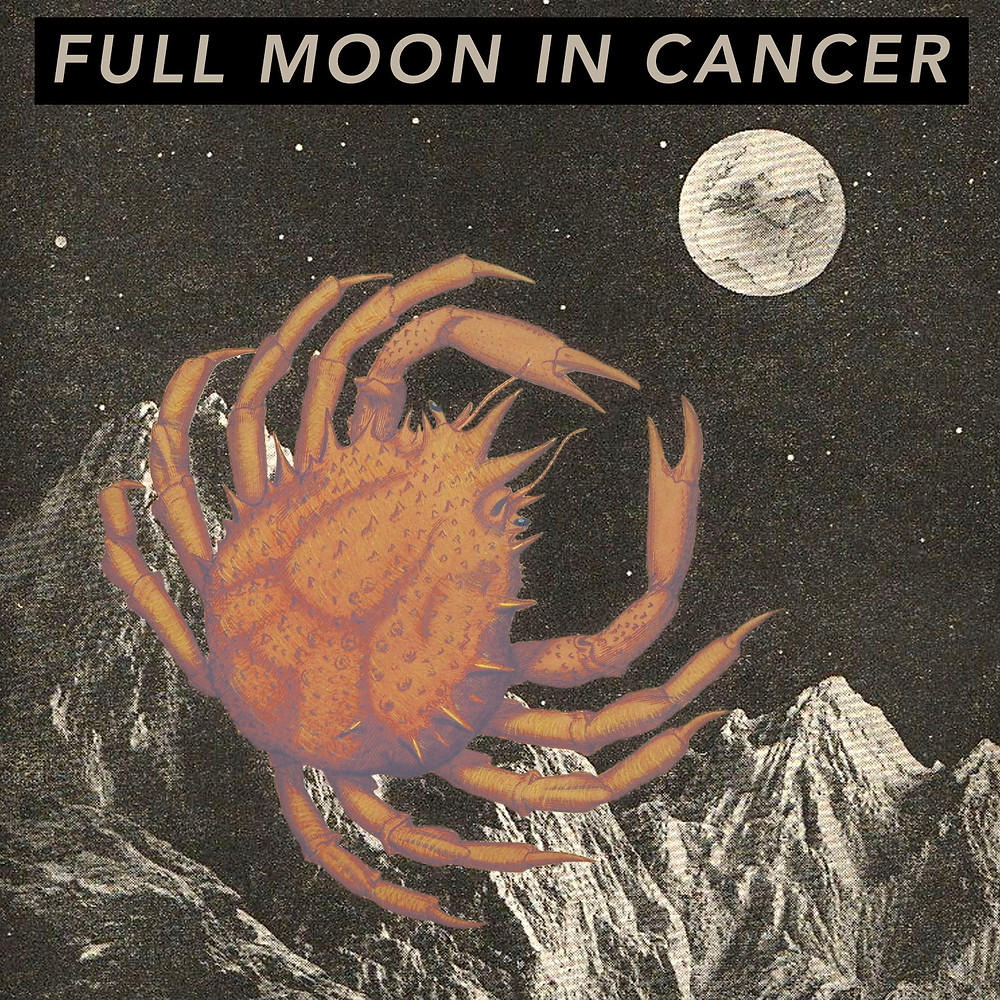 Full Moon in Cancer 2018 - Energetic Principles