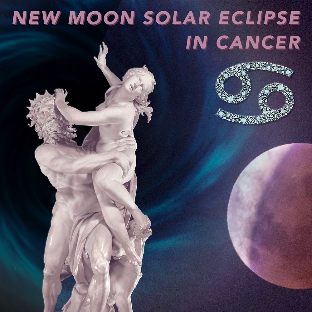 New Moon Solar Eclipse in Cancer 2018 - Energetic Principles