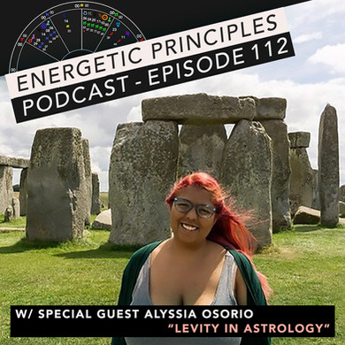 EP Podcast - Levity In Astrology w/ Alyssia Osorio 💫