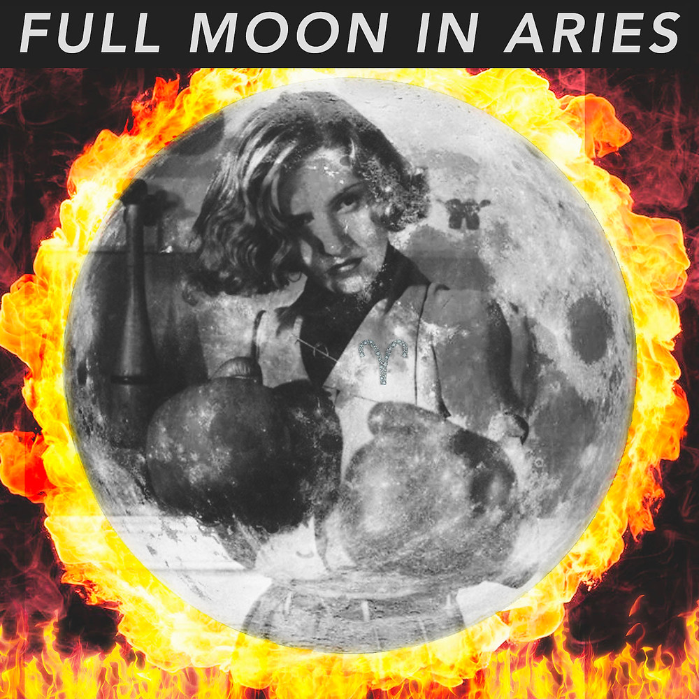 Full Moon in Aries 2019 - Energetic Principles