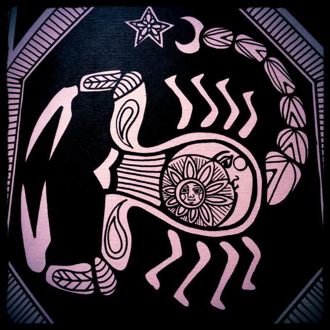 Rebirth Awaits: The Sun Moves Into Scorpio
