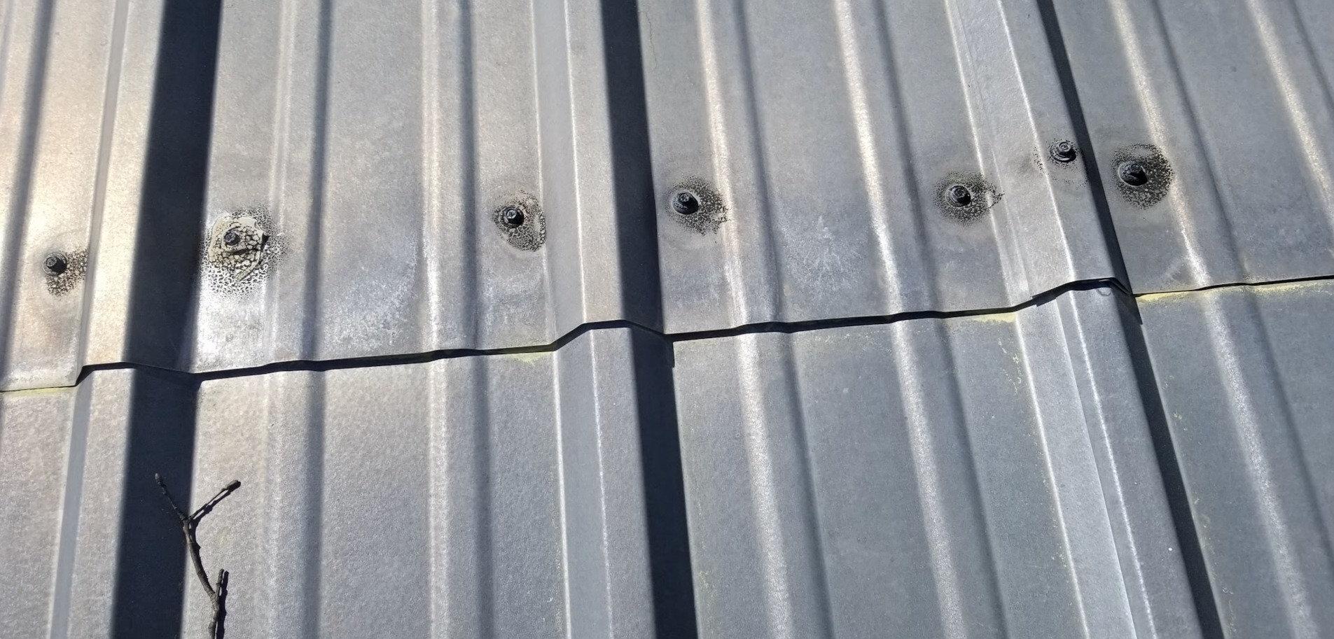 Commercial Roof Estimate
