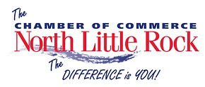 North Little Rock Chamber of Commerce Logo Arkansas Business Engine