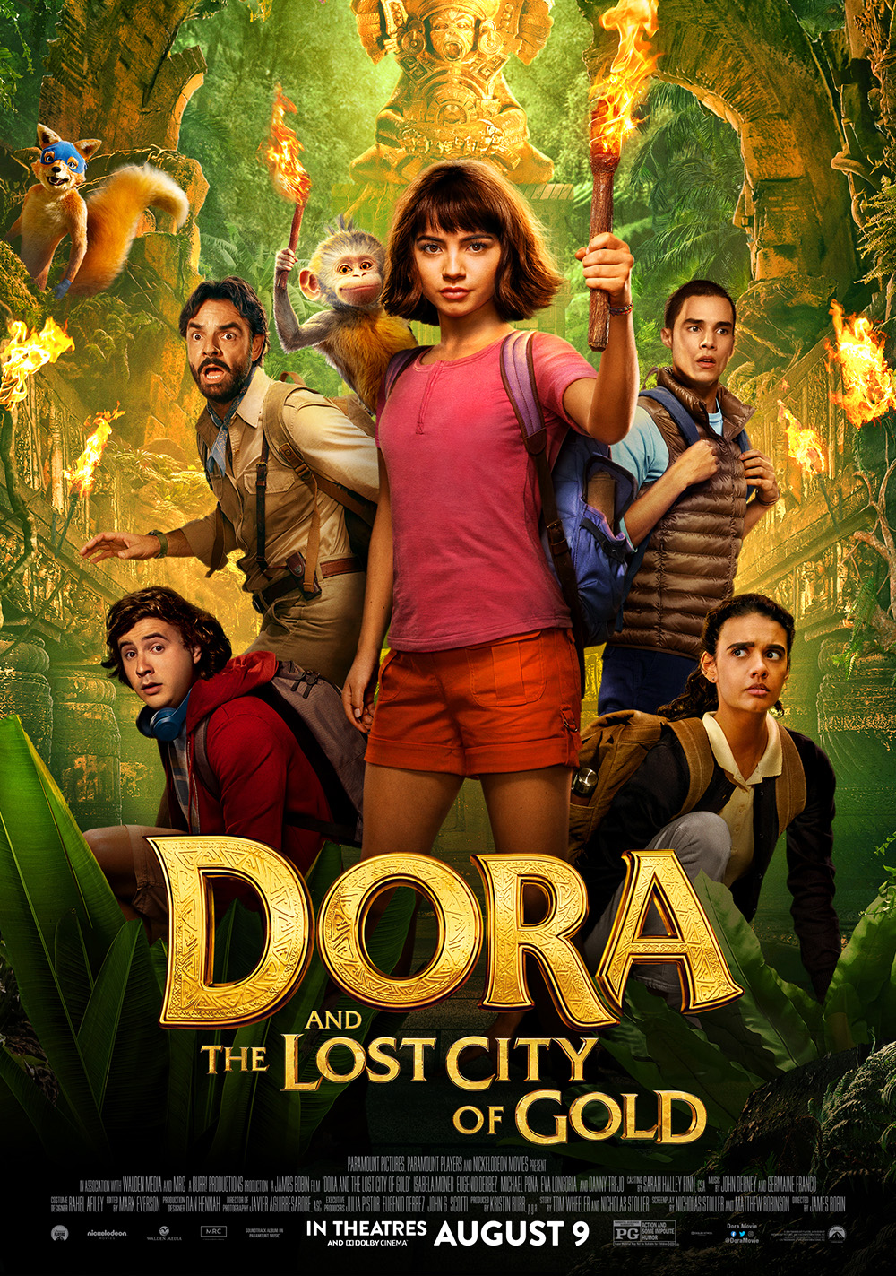 Dora Lost City of Gold