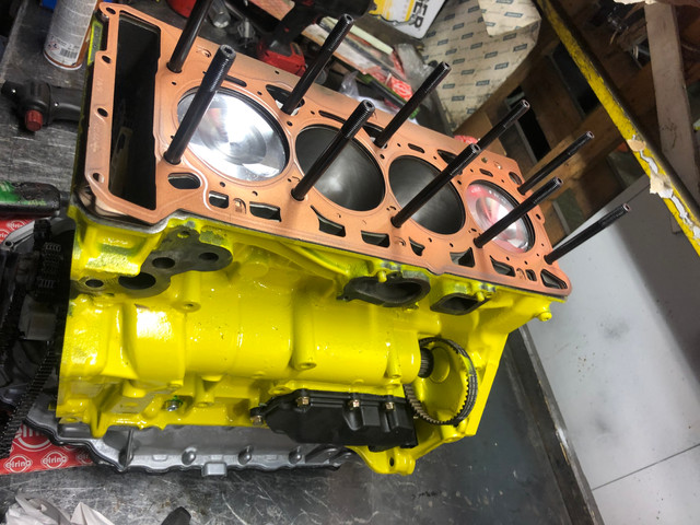 Forged Mk6 Golf GTI Engine (CCZ)