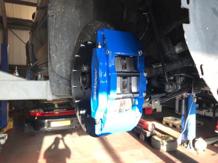 Big Brake Conversion