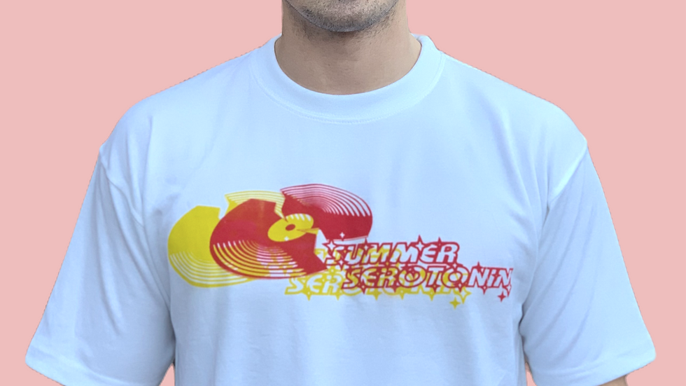 summer serotonin records red/yellow