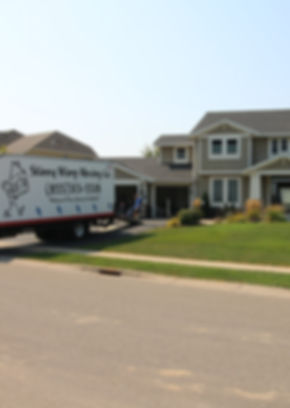 movig truck, moving company, house