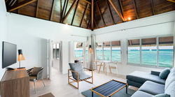 Overwater Bungalow Double Tree by Hilton Noumea