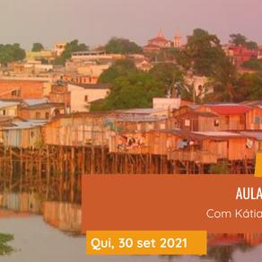 Diário de Bordo Curso YCL 2021.2: AULA #12 Amazônia