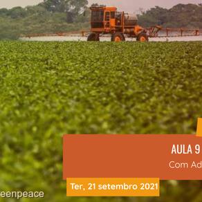 Diário de Bordo Curso YCL 2021.2: AULA #9 Agropecuária