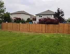 Wood Fencing an Gates