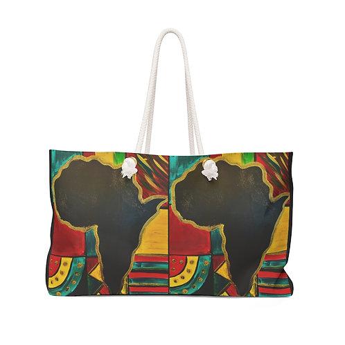 """""""MAMA AFRICA"""" Weekender Bag"""