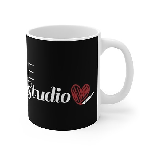 """ALLURE ART STUDIO"" Coffee Mug"