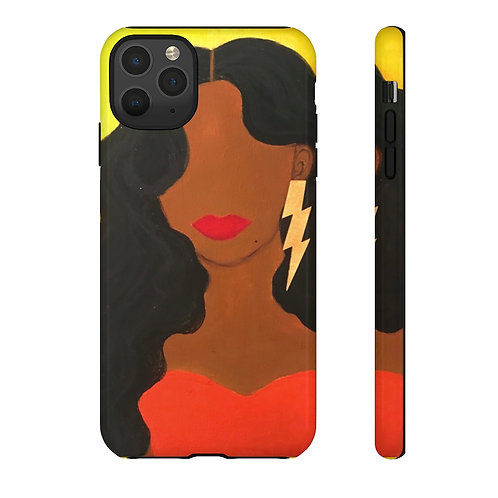 """HER ALLURE"" Cell Phone Case"