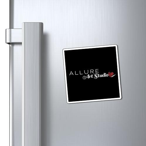 """""""ALLURE ART STUDIO"""" Magnet"""
