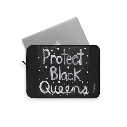 """""""BLACK QUEENS"""" Laptop Sleeve"""
