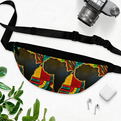 """MAMA AFRICA"" Fanny Pack"